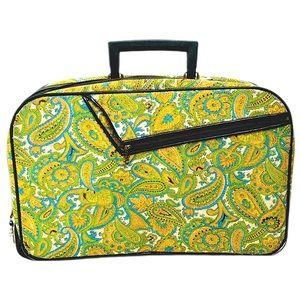 Vintage 60s Bantam Japanese Mini Travel Suitcase